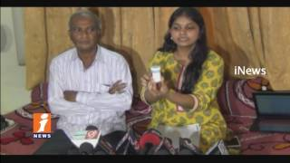 NRI Madhukar Reddy Wife About Her Husband Suicide | Revels  Reason For Suicide | iNews