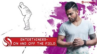 Sportswallah Lifestyle - Most Fashionable Cricketers In India