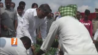 Minister Harish Rao  Inaugurates Development Works In Medak | iNews