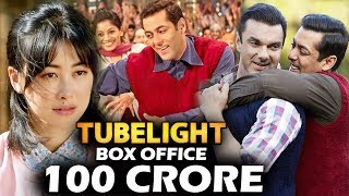 Salman's Tubelight Enters 100 Crore Club - 11th Consecutive 100 Crore