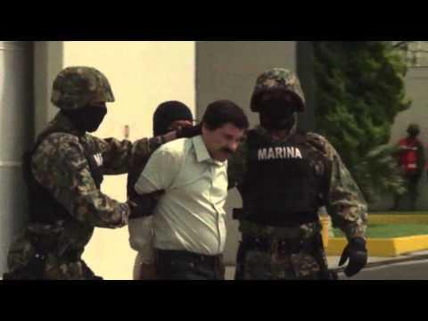 Guzman Used Tunnels to Elude Arrest News Video