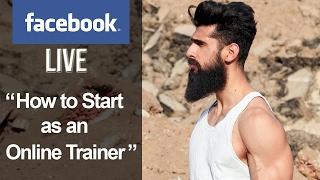 How to START as ONLINE PERSONAL TRAINER in INDIA  (Hindi & English) | Abhinav Mahajan