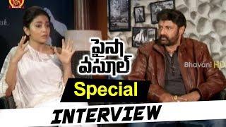 Balakrishna And Shriya Special Interview About Paisa Vasool Movie Bhavani HD Movies