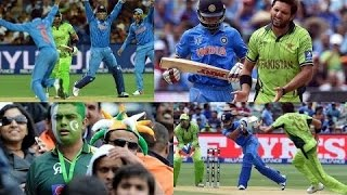 ICC WORLD T20 2016: India vs Pakistan Match Shifted to Kolkata From Dharamsala