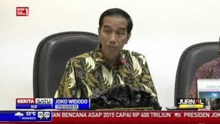 Presiden Jokowi Minta Keamanan Natal-Tahun Baru Terjamin