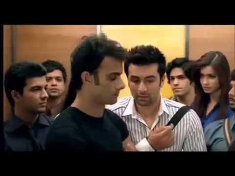 Funny Virgin Mobile India TV Advert of Ranbir Kapoor.