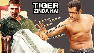 Akshay Kumar's NEXT Film Titled LAND OF LUNGI, 10000 Bullets Fired On Salman Khan In Tiger Zinda Hai