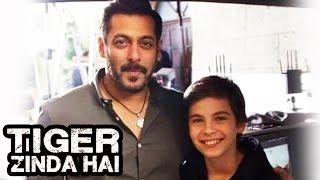 Dashing Salman Khan With FANS In Tyrol, Austria - Tiger Zinda Hai