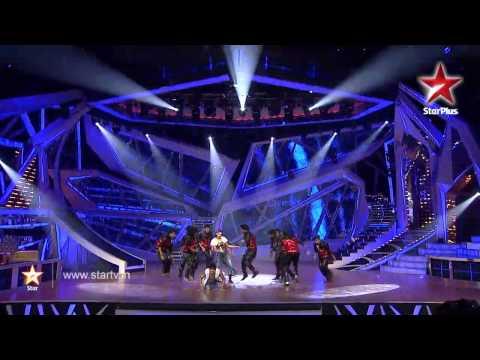 Nach Baliye 6 - 25th January 2014 - Vinod and Raksha's performance