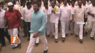 Minister Jawahar Participate In Nandamuri Balakrishna Birthday Celebration In Hindupur | iNews