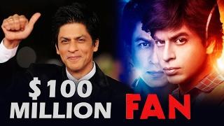 Shahrukh In $100 Million Club - Highest Brand Value, Shahrukh's FAN In 2016 World Best Movies