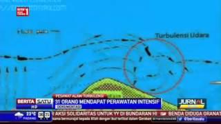 Usai Turbulensi, Pesawat Etihad Batalkan Penerbangan dari Indonesia