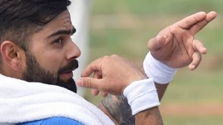 Virat Kohli accused of 'ball tampering', ICC rejects probe