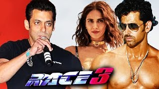 Salman 3 BIG Conditions Race 3, Hrithik Roshan To ROMANCE Vaani Kapoor In Next Movie