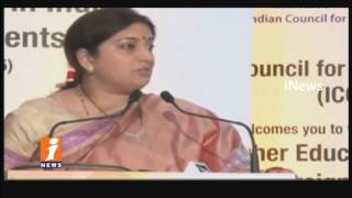 Smriti irani Fake Degree Case | High Court Smriti irani Seeks Education Records | iNews