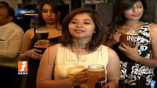 Special Micro Brewing Beers In Vapour Brew Pub | Hyderabad | Metro Colour | iNews