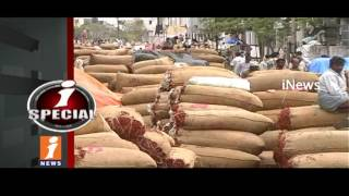 Mirchi Farmers Fires OnTelugu State Govts and Central Govt For Support Prices | iSpecial | iNews