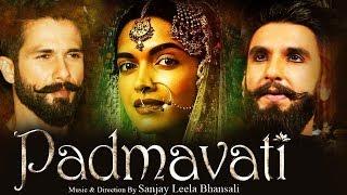 Padmavati LOGO Unveiled - Deepika Padukone, Ranveer Singh, Shahid Kapoor