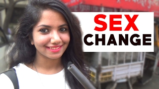 Indians On Sex Change For A Day - What Would You Do? (Shocking Answers) | TamashaBera