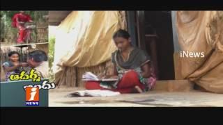 Girl Turns Barbur For Her Family In Mondikunta | Yadadri | iNews