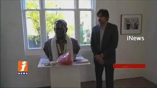 Pawan Kalyan In London |For Receive Indo European Business Forum Award | iNews