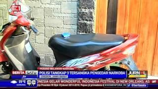 Polisi Cirebon Gerebek Sebuah Rumah, 3 Bandar Dibekuk