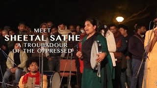 Story of Pain & discrimination by Sheetal Sathe, a Dalit Rights activist