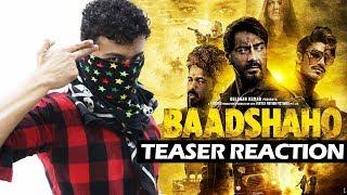 BAADSHAHO Teaser Reaction | Ajay Devgn, Emraan Hashmi, Esha Gupta, Ileana D'Cruz & Vidyut Jammwal
