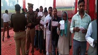 अम्बेडकरनगर की आलापुर विधानसभा में वोटिंग शुरू