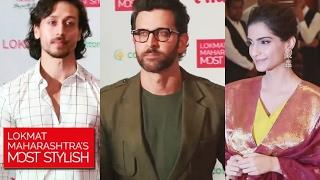 Maharastra Most Stylish Awards 2017 | FULL HD VIDEO | Hrithik Roshan, Sonam Kapoor, Tiger Shroff