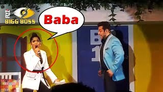 Jamie Does Johnny Lever Mimicry For Salman Khan - Bigg Boss 11 Launch