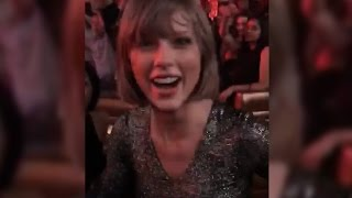 Taylor Swift Supports Calvin Harris In Vegas & Performs At Reese Witherspoon's Birthday