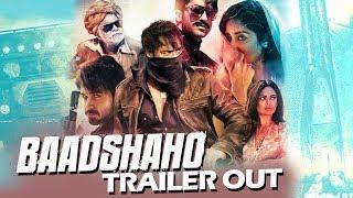 Baadshaho Trailer Out | Ajay Devgn, Emraan Hashmi, Esha Gupta, Ileana D'Cruz & Vidyut Jammwal