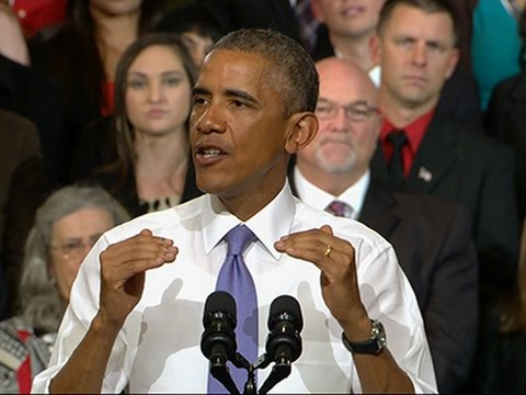 Pres. Obama Announces Plan to Help Homebuyers News Video