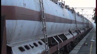 तरावड़ी स्टेशन पर LPG गैस टैंकर हुआ लीक, बाल-बाल बची 25000 जिंदगियां
