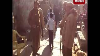 दिल्ली में डबल मर्डर, महिला और बच्चे को ईंटों से कुचलकर मारा, पति फरार
