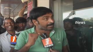500 and 1000 Rupees Note Ban | People Facing Problems at Atms | Medak | iNews