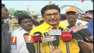 MP Murali Mohan attends happy sunday event at rajahmundry   iNews