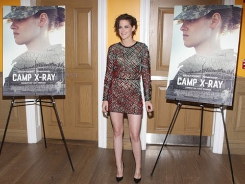 Stewart Falls in Line for 'Camp X-Ray' News Video