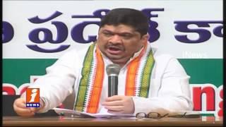 Ponnam Prabhakar Demands KCR to Release white Paper on Kakatiya Works | iNews