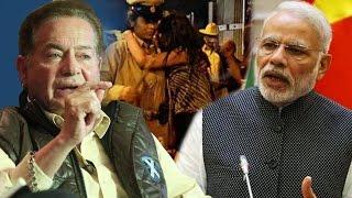 Salman's Father Salim Khan URGES PM Modi to Address Bengaluru Molestation Case