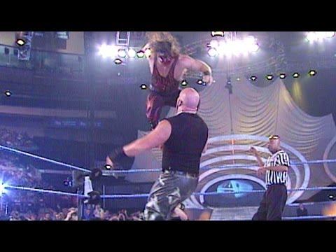 Kane vs. Albert - Intercontinental Championship- SmackDown, June 28, 2001 - WWE Wrestling Video