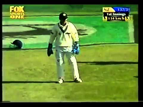 FUNNY Batsman Swing the Bat in the Air Funniest incident ever LOL ROFL LMAO - Cricket Classic Video