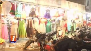 Sankranti Hungama In GT Road During Sankranti Festival | Srikakaulam | iNews