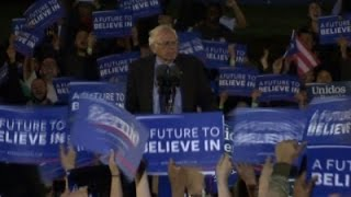 Sanders- If We Win NY, We'll Win White House - News Video