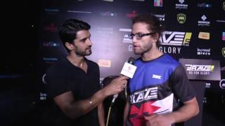 MMA Fighter Ahmed Faress 'The Prince' | Exclusive Interview | Sportswallah Hotseat
