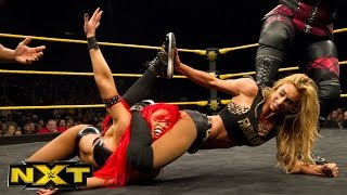 Bayley & Carmella vs. Eva Marie & Nia Jax: WWE NXT