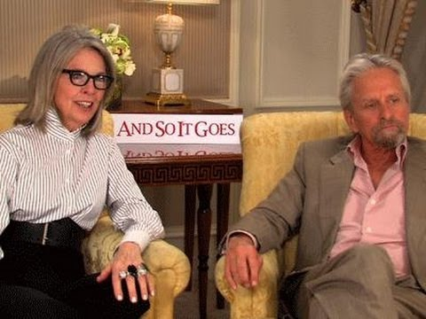 Keaton, Douglas on Style and the Kardashians News Video