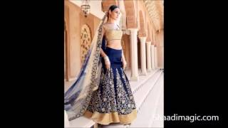 INDIAN WEDDING - LADIES SANGEET OUTFITS