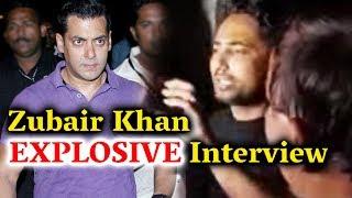 Zubair Khan CHALLENGES Salman Khan - Teri Aukat Hain To Kutta Bana | Bigg Boss 11 Contestant
